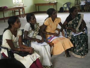 Intro UCP Training Batticaloa District, Sri Lanka, February 14, 2010